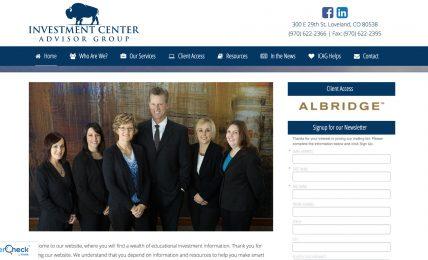 Financial Advisor Websites