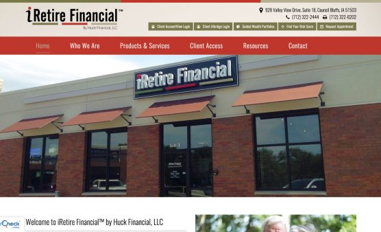 Financial Advisor Websites